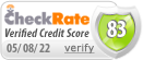 Checkrate Security Seal