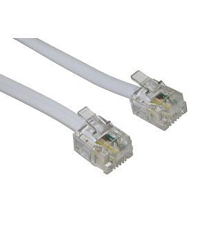10m RJ11 ADSL Modem Cable