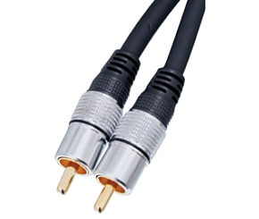 15m Digital Audio Coaxial Cable / Video Coax Cable