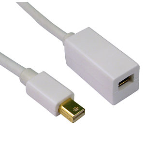 2m Mini Displayport Extension Cable Male to Female