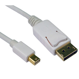 2m Mini Displayport to Displayport Cable