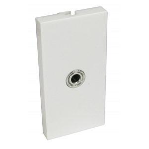3.5mm Jack Socket Faceplate Module Euromod Wall Plate Module