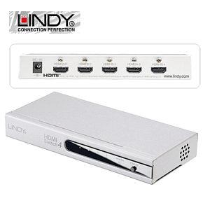 HDMI 1.3b Switch - 4 Way HDMI Switch 1080p by Lindy 38031