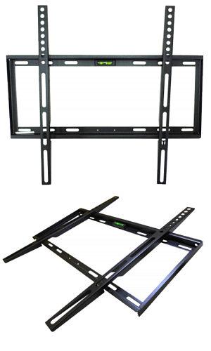 400 x 400 Fixed TV Bracket 23-42 45kg Slim