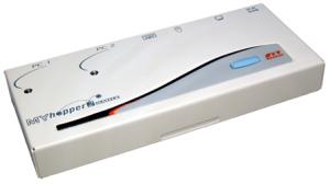Compact 2 Port KVM switch
