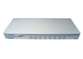KVM Switch 1 - 8, On Screen Display Model