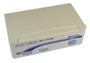 DVI-D + USB KVM Switch 2 Port