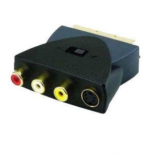 Profigold PGP3200 Scart Adapter