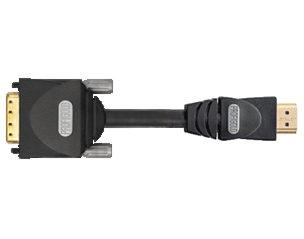 Profigold PGV1102 2m HDMI to DVI Cable