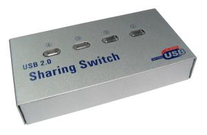 4 USB Port Share Switch