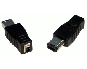 Firewire 4 To 6 Pin Adaptor