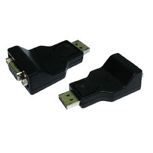 Displayport to VGA Adapter VGA Female to Displayport Male