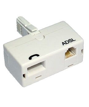 ADSL Microfilter Adapter