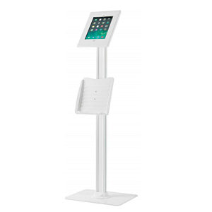 iPad Anti-Theft Floor Standing Kiosk Mount
