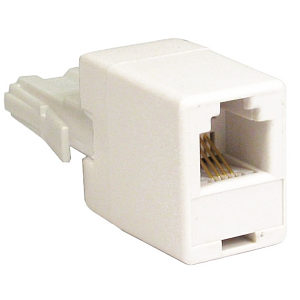 BT Plug - RJ11 Socket Adapter