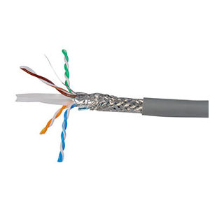 CAT 6 Shielded Cable 305m Grey