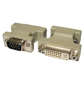 3x DVI Coupler Adapter Female to Female for DVI-A DVI-I DVI-D Monitor Connector