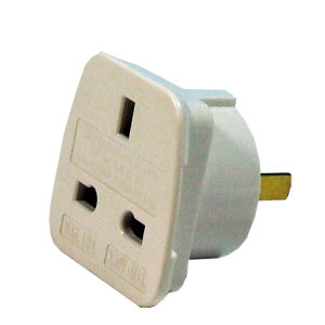 Intercontinental Travel Adapter - UK to Australasia and the Americas.