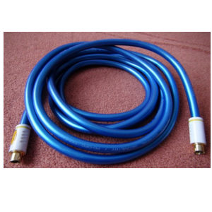 IXOS XHV403-500 5m S-Video Cable. Supplied in sealed blister pack.