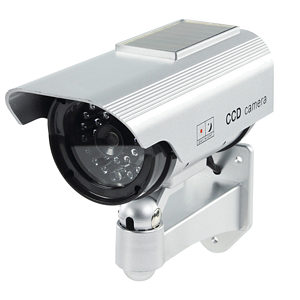 Konig Dummy CCTV Camera Outdoor Solar Powered