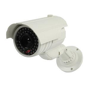 Konig Dummy CCTV White with LED