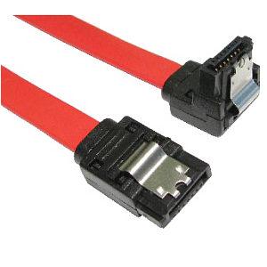 Locking Serial ATA Data Cable 45cm