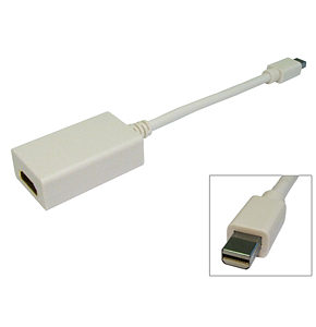 Mini Displayport to HDMI Adapter Cable Mac Surface Pro