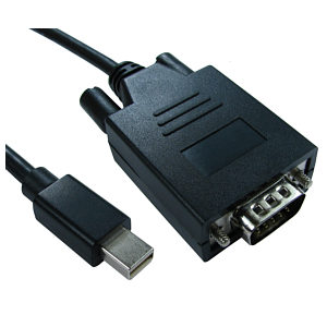2m Mini Displayport to VGA Cable