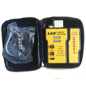 Remote Network Cable Tester