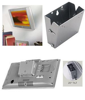 Omnimount QM100T Tilting LCD Mount VESA 75 - 100