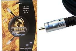 10m Subwoofer Cable Single Phono Profigold PGA4109