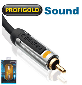 Profigold PROA4802 2m Digital Coax Audio Cable