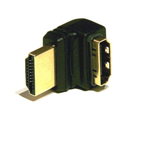 Right Angle HDMI adapter 270 Degree