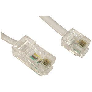2m RJ11 to RJ45 Modem Cable