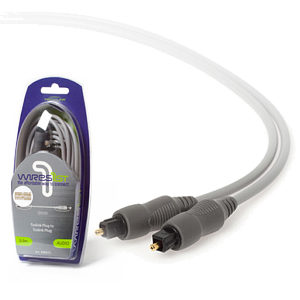Techlink 640215 5m Toslink Optical Cable