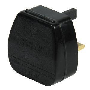 Euro to UK Mains Adapter Plug