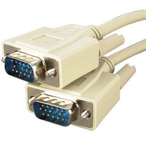 1.8m VGA Plug to Plug Cable