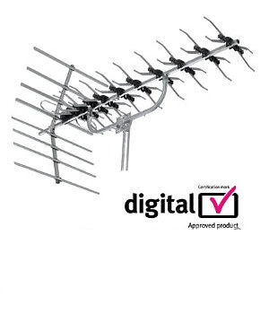 Freeview Digital TV Aerial 48
