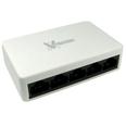 5 Port Ethernet Network Switch 10/100 Mbps