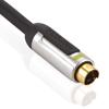 Profigold PROV6605 High Performance S-Video Interconnect 5m