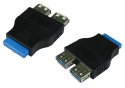 USB3 Adaptor 20 Pin Motherboard