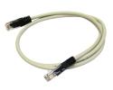 15m CAT5e Crossover Network Cable Full Copper grey